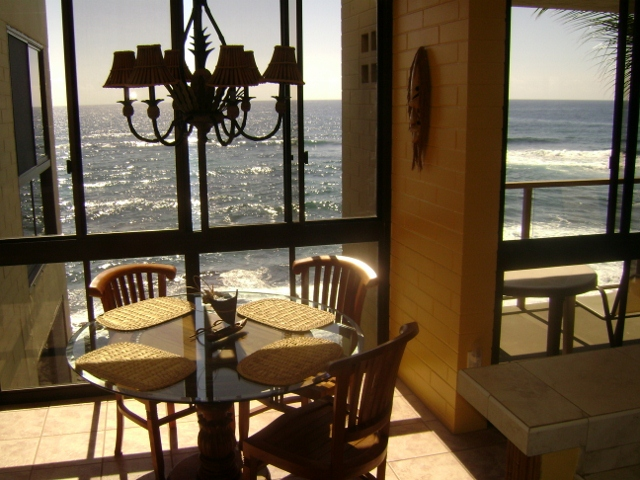 View from Diningroom
