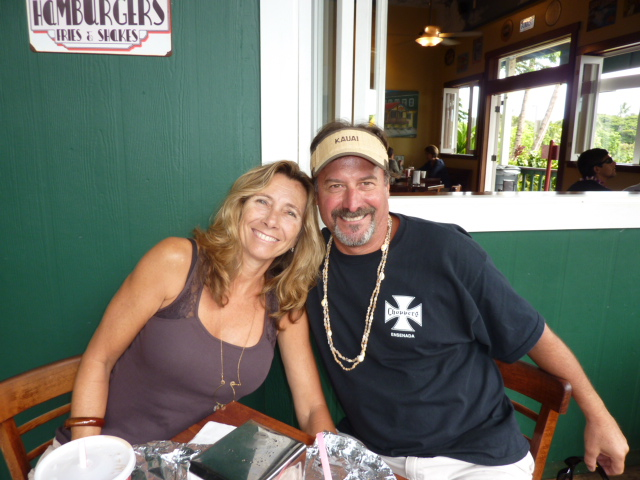 Cathy and Rick
